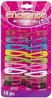 Enchante' Accessories 18 PC Hair Clips