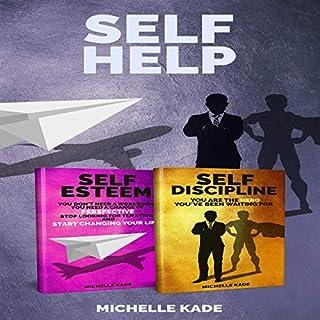 Self Help audiobook cover art