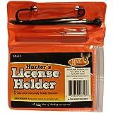 Hunter's License Holder with Pen & Zip Ties