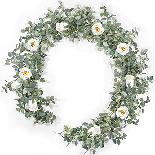 elegant fall wreath for front door