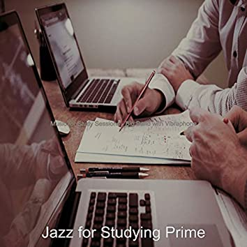 Music for Study Sessions - Big Band with Vibraphone
