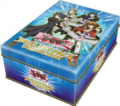 Yu-Gi-Oh Cards - 2007 Mini Collectors Tin - ( 6 GX DUELIST PACKS ) [Toy]
