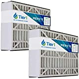 Tier1 16x25x5 Merv 13 Replacement for Skuttle #000-0448-001 Air Filter 2 Pack