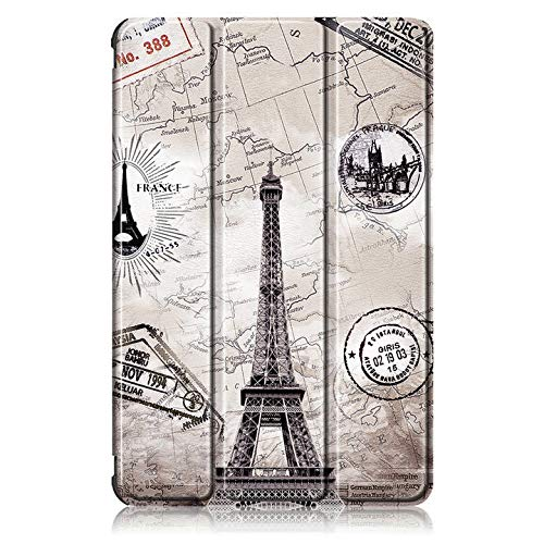 RZL PAD & TAB Fundas para Samsung Tab S7 11 '' 2020, PU Funda magnética de cuero Flip Stand Tablet Folio Cover para Samsung Galaxy Tab S7 S 7 T870 T875 (Color: Torre)