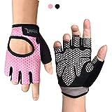 Fitself Fitness Handschuhe Herren Damen Atmungsaktive Gewichtheben Trainingshandschuhe für Gym...