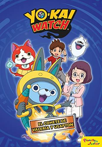 Yo-kai Watch.  El cohete de Valeria y Usapyon: Narrativa 8