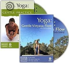 Yoga: Gentle Vinyasa Flow & Yoga: Gentle Practice with Zyrka Landwijt - 2 DVD Set