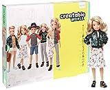 Creatable World GGT67 - Deluxe Charakter Puppen Set, individuell gestaltbare gender neutrale Puppe...