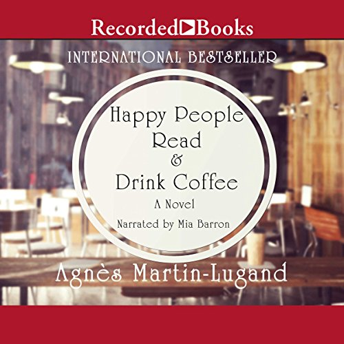 Happy People Read and Drink Coffee cover art