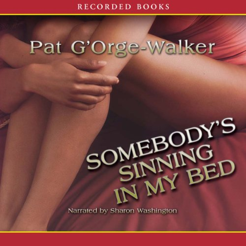 Somebody's Sinning in My Bed  audiobook cover art