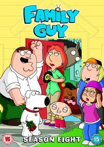 Family Guy - Season 8 (3 Dvd) [Edizione: Regno Unito] [Edizione: Regno Unito]