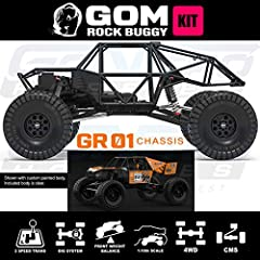 Full tube frame Chassis 2 speed transmission Dig system Front weight balance 4 wheel drive