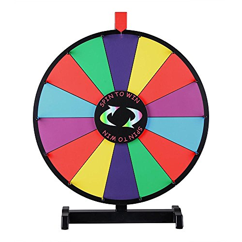 Top spinning wheel tabletop for 2020