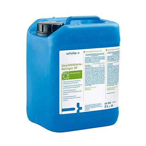 Desinfektions-Reiniger AF, Flächen, Sanitär, Kalk, Urin, Konzentrat, 5 Liter