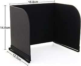 Favrison 7.9inch L168 Black FPV Phone Monitor Sun Shade Cover Tablets Pad Hood for DJI Phantom 4/3,Mavic Pro,Inspire,OSMO,M600 Monitor Remote Controller for IPad mini2/3/4,SamSung Galaxy Tab A/S2