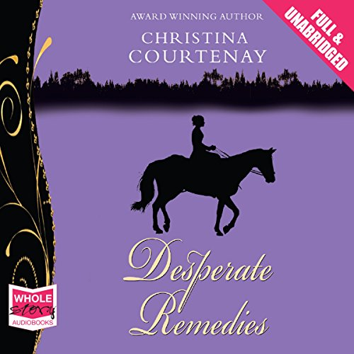 Desperate Remedies                   By:                                                                                                                                 Christina Courtenay                               Narrated by:                                                                                                                                 Julie Teal                      Length: 3 hrs and 37 mins     1 rating     Overall 4.0