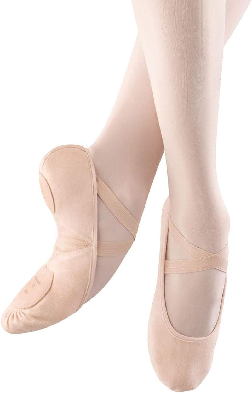 Bloch Dance Women's Pro Arch shoes, Pink, 5 D US