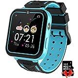 Reloj Inteligente para Niños blue, Smart Watch con Reproductor de...