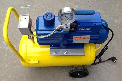 Kompakte Vakuumpumpe steuerbar & einstellbar, Vakuumpumpe 4L/S Unterdruckstation