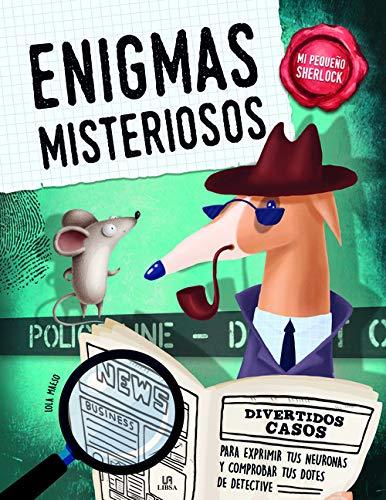 Enigmas Misteriosos: 2 (Mi Pequeño Sherlock)