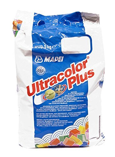 Mapei Ultracolor Plus Coloured Grout Cement Grey 113 by Mapei