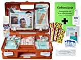 HM Arbeitsmedizin Erste-Hilfe-Sets für Haushalt & Arbeitsplatz