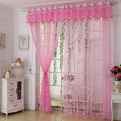 cortinas dormitorio de algodon