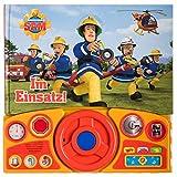 Im Einsatz! - Soundbuch - Feuerwehrmann Sam - Pappbilderbuch mit