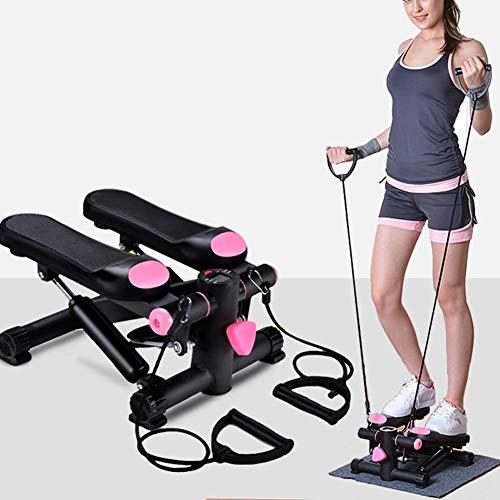 YF-SURINA Equipo de gimnasia Equipo de deportes de interior Stepper, Pedal de fitness Fitness Home Inicio arriba y abajo Mini Sports Stepper Trainer Machine Escalera deportiva Stepper Stepper Máquina