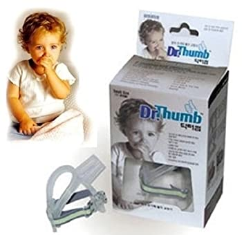 Dr Thumb Baby Stop Thumb Sucking Guard  Small  12~36 Months
