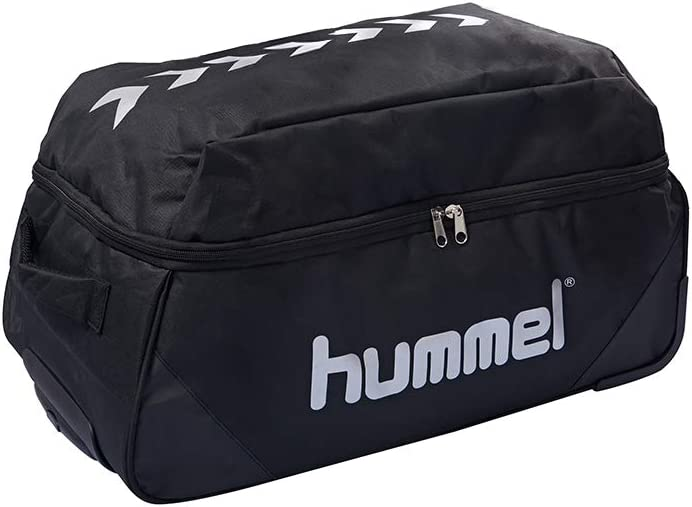 Hummel AUTHENTIC CHARGE Trolley nero S