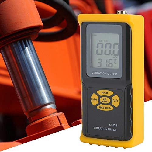 𝐂𝐡𝐫𝐢𝐬𝐭𝐦𝐚𝐬 𝐆𝐢𝐟𝐭 Mechanische Schwingungsmessgeräte, Schwingungsmessgerät, Präzisions-Digital-Intelligenter Sensor AR63B Handheld-Schwingungsmessgerät