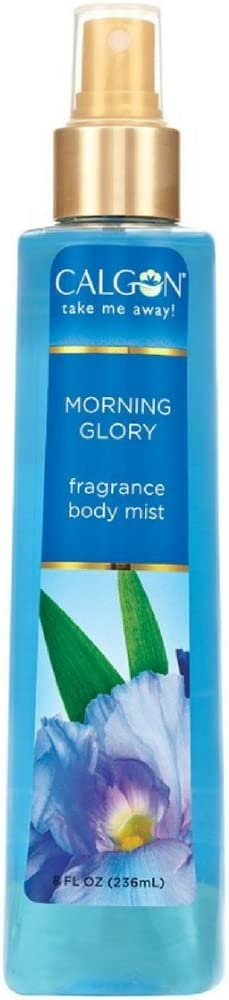 Calgon Morning Glory Fragrance Max 61% OFF Body Mist Pack 6 8 of oz All stores are sold