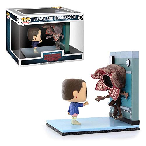 FUNKO POP! MOVIE MOMENT: Stranger Things - Eleven & Demogorgon
