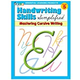 Essential Learning Products Zaner-Bloser Simplified Method Handwriting Skills Grade 5 Mastering Cursive (0229)
