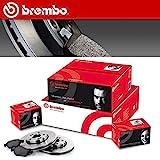 SMC 08.5085.14 & P23060-15 Kit Dischi Freno Brembo e Pastiglie Brembo Anteriore