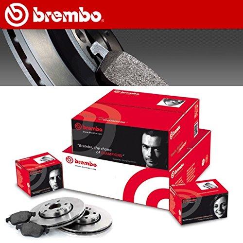 SMC 08.5085.14 & P23060-15 Kit Dischi Freno Brembo e Pastiglie Brembo Anterio