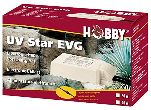 Hobby 37302 UV Star EVG, met kabels, 50 W
