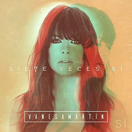 Vanesa Martín - Siete Veces Sí (Box Cd Digipack + Lp + 4 Imanes Con Frases De Vanesa + Camiseta L Chica) [Vinilo]