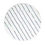 RETOL Mikrofaserpad, 406 mm, f. Einscheibenmaschinen, Reinigungspad für Hartböden wie Fliesen,...