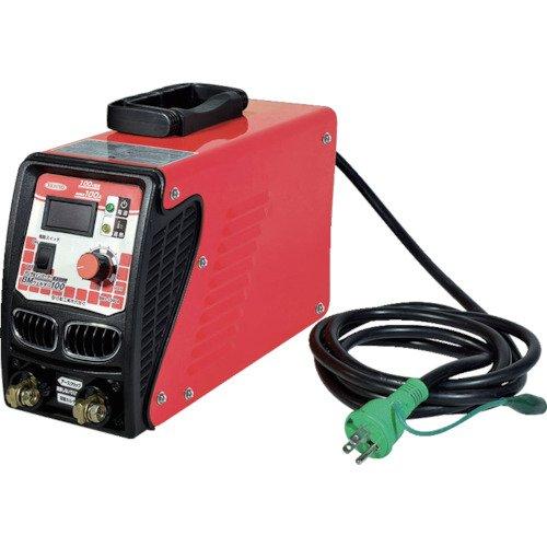 日動工業 『100V専用 直流溶接機 デジタル表示タイプ BM1-100DA』