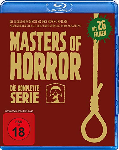 Masters of Horror - Big Box Staffel 1+2 [Blu-ray] [Limited Edition]