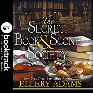 The Secret, Book & Scone Society     Booktrack Edition              By:                                                                                                                                 Ellery Adams                               Narrated by:                                                                                                                                 Cris Dukehart                      Length: 8 hrs and 31 mins     32 ratings     Overall 3.9