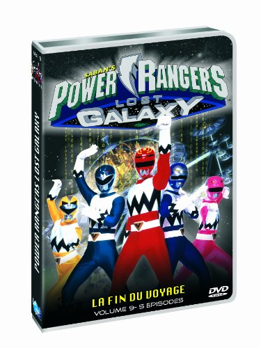 power rangers lost galaxy on dvd - 6