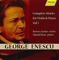 エネスコ:ヴァイオリンとピア