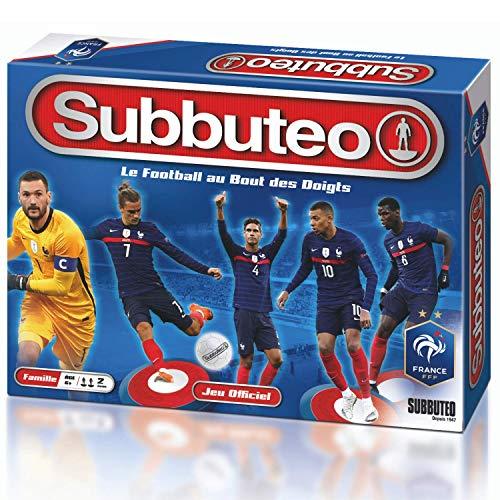 Megableu Editions Surbeutel FFF - Juego de Mesa (Vida la pasión del fútbol)