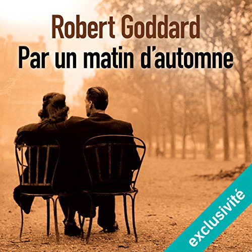 Par un matin d'automne audiobook cover art