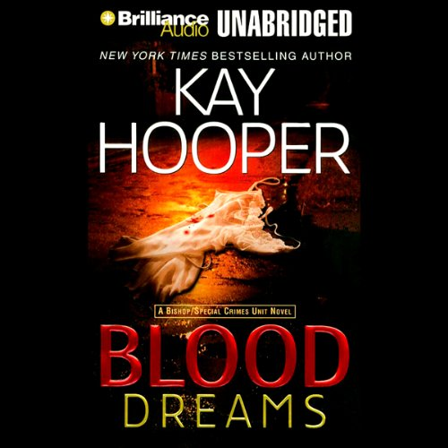 Blood Dreams audiobook cover art