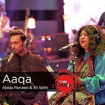 Aaqa - Coke Studio Season 9