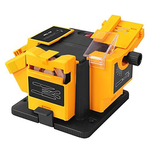 Multifunction Sharpener Household Grinding Tool Drill Sharpener for Knife Twist Drill HSS Drill Scissor Chisel